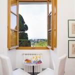 Cappella vacation accommation at Villa Gamberaia