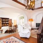 Cappella living room