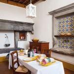 Apartment Limonaia kitchen