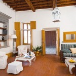 Vacation apartment Limonaia living room