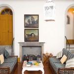 holiday home at Villa Gamberaia living room