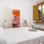 Apartment Nettuno double room at Villa Gamberaia