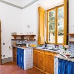 Nettuno vacation apartment kitchen