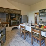 Villa Gamberaia kitchen