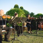 wedding music in Tuscany