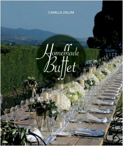 Nuovo libro di ricette di Camilla Zalum