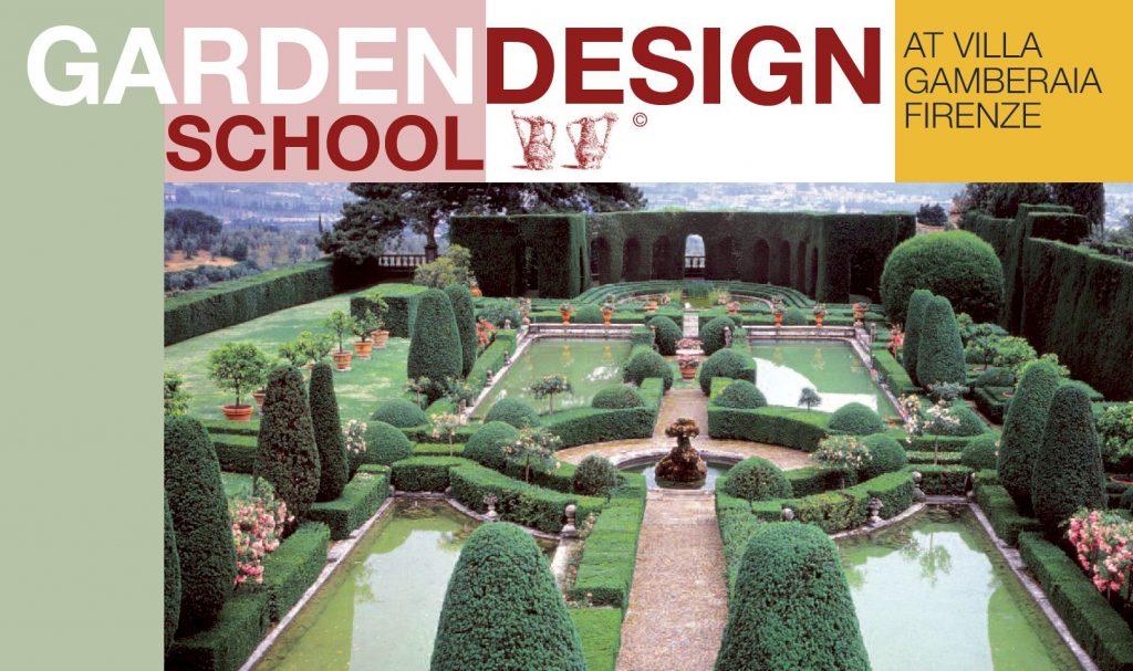 Villa Gamberaia garden design course in Tuscany, Italy